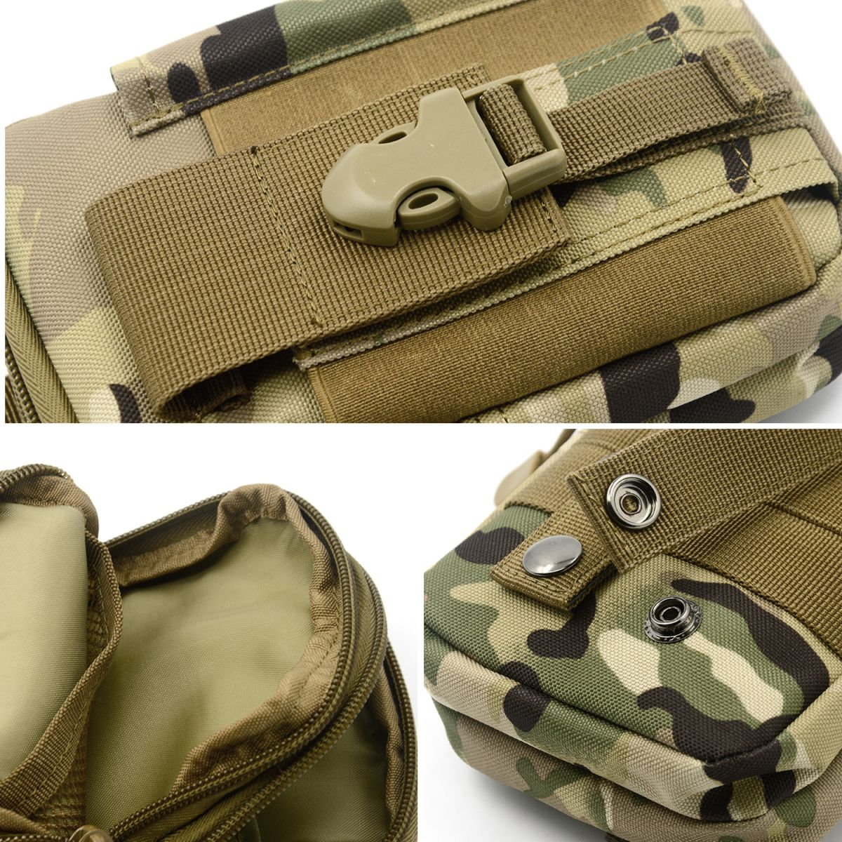 Overview of Tas Pinggang Tactical Army Camouflage - ZSXD001