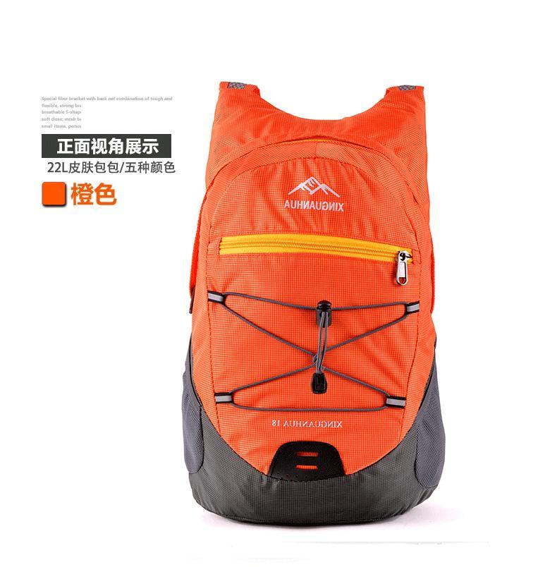 xinguanhua tas gunung lipat waterproof 17l black. Black Bedroom Furniture Sets. Home Design Ideas