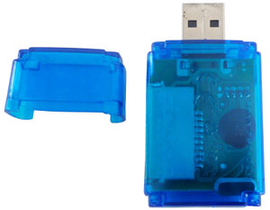 All in One Memory Card Reader CR-9165