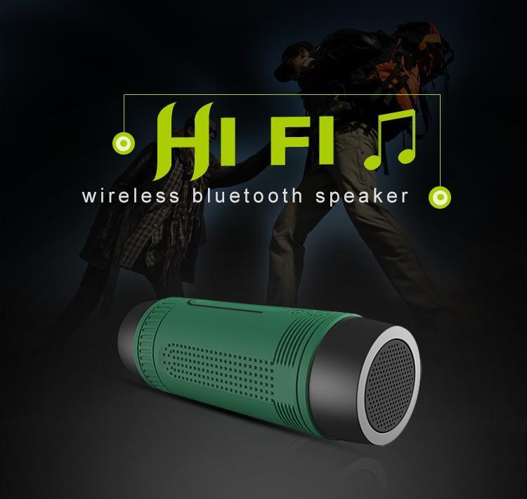Overview of Zealot Bluetooth Speaker Waterproof dengan Powerbank 4000mAh & Senter