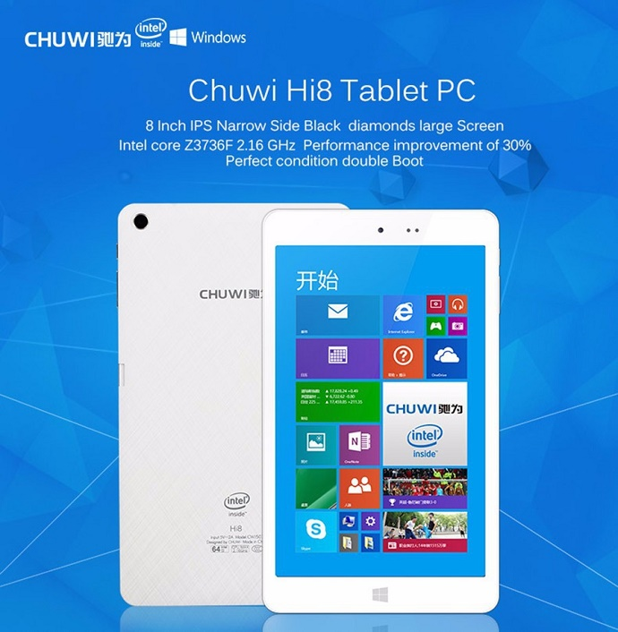 just think chuwi hi8 dual boot os android 4 4 / windows 8 1 fullhd 8 inch 1920x1200 tablet pc intel z3736f was surprised see