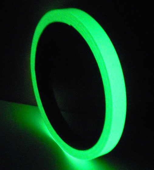 Glow In The Dark Luminous Adhesive Tape 1.5 cm x 10 m ...