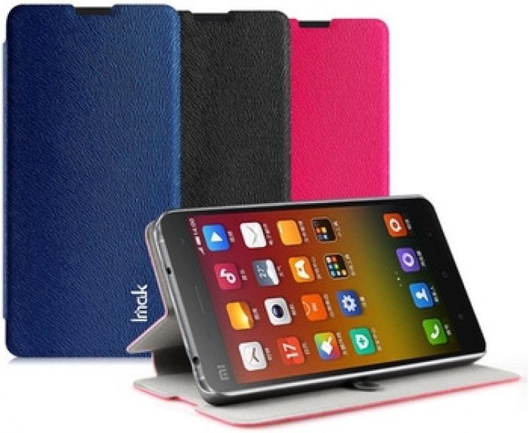 Imak Flip Leather Cover Case Series For Xiaomi Redmi 2
