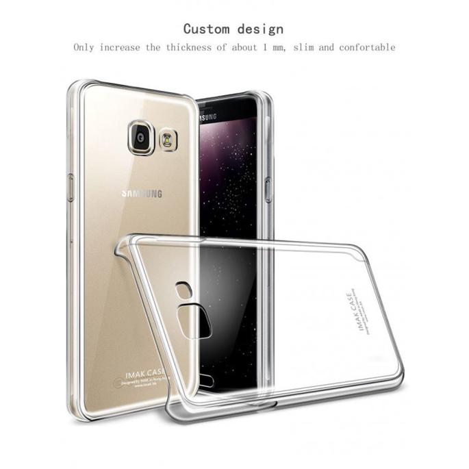 Hard Case Imak Crystal 2 untuk Samsung Galaxy A9 Pro memiliki bentuk yang tipis. Sehingga smartphone Anda akan tetap ringan saat Anda gunakan untuk ...