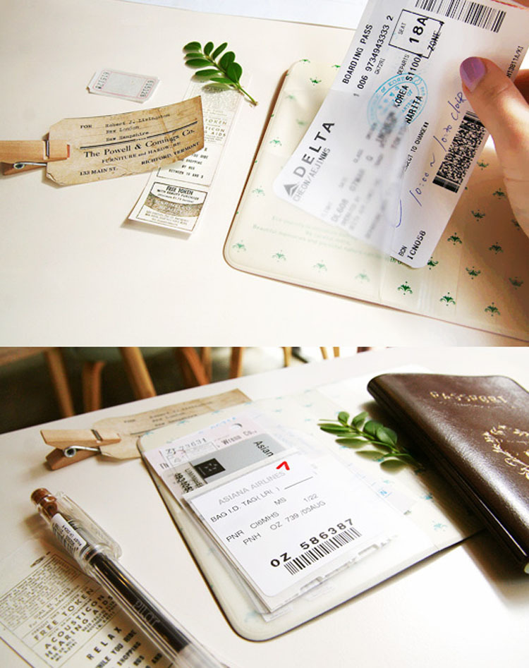 Cover Passport - Pink - JakartaNotebook.com