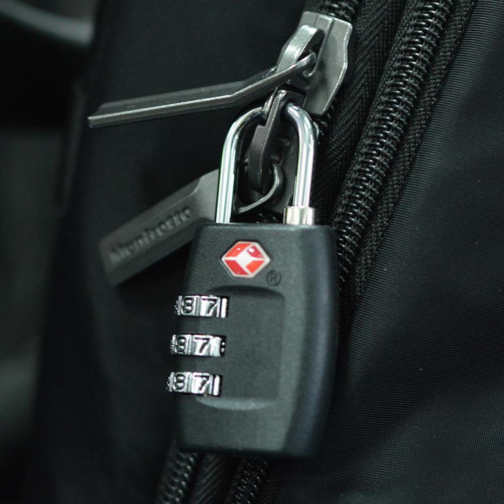 ... 2 YiFeng Gembok Koper TSA Kode Angka - TSA 335 - Black - 3 ...