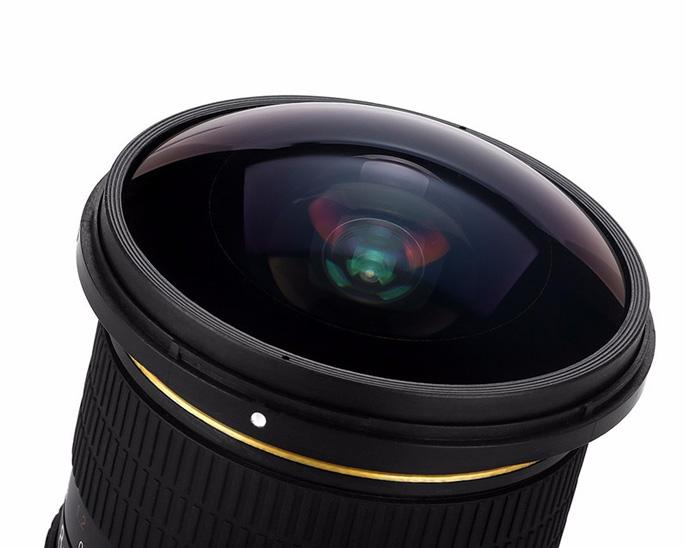 Kelda Lensa Kamera Fish Eye Fixed Focus 8mm F 35 Untuk