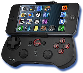 Ipega Mobile Wireless Gaming Controller Bluetooth 3 0 For Apple And