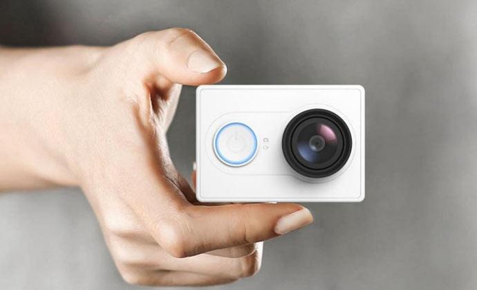 Xiaomi Yi Action Camera adalah kamera keluaran terbaru dari Xiaomi