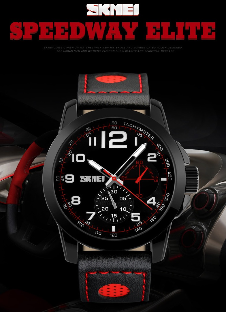 Skmei Jam Tangan Analog Pria 9111cl Black Original Overview Of