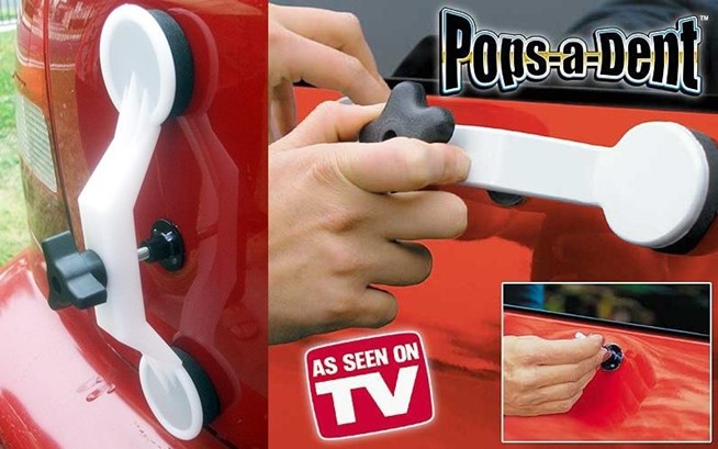 Pops A Dent Repair Removal Automotive Car Tools Kit Alat