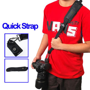 Quick Rapid Camera Sling Strap