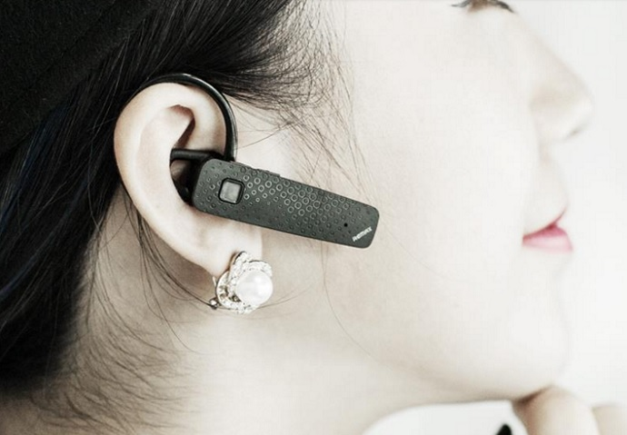 Remax Bluetooth Headset Handsfree Rb T7 Black Jakartanotebook Com