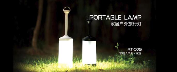 Remax Lampu LED Portable