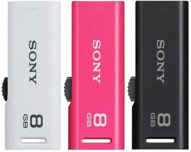 sony flashdisk