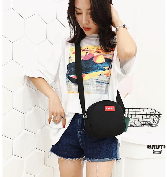 Overview of NARNIU Tas Selempang Wanita Korean Style Bag - 8852. Tas  selempang wanita ini menawarkan desain terkini dengan harga ... 825d893eaa