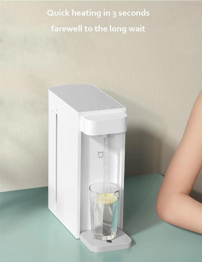 Xiaomi Mijia C1 Smart Water Dispenser Air Panas Instant Hot Drinking 2 5l S2201 White Jakartanotebook Com