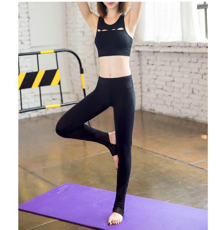 Celana Legging Gym Fitness Yoga Wanita Size L Black Jakartanotebook Com