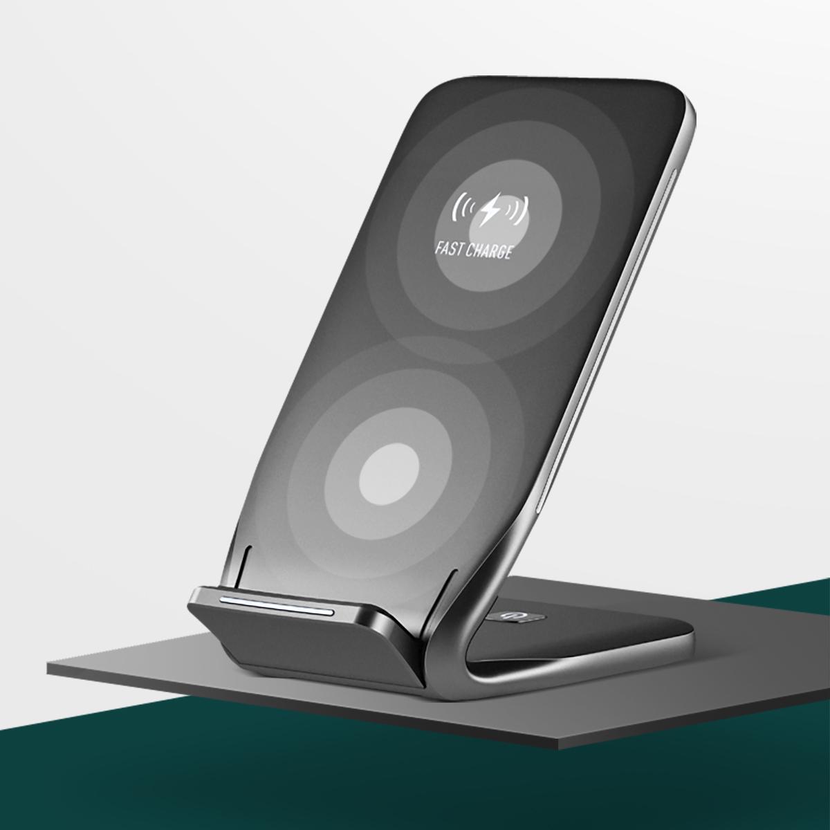 Orico Dual Usb Car Charger 24a For Smartphone Ucl 2u Blackgray Untuk Handphone Dengan Wireless Ini Anda Tidak Perlu Repot Mencolok Kabel Cukup Letakkan Diatas