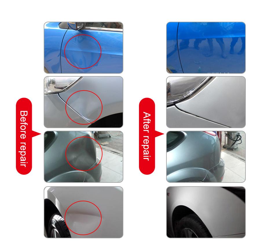Paintless Dent Repair >> Alat Ketok Magic Mobil Penyot Paintless Car Dent Removal Kit False