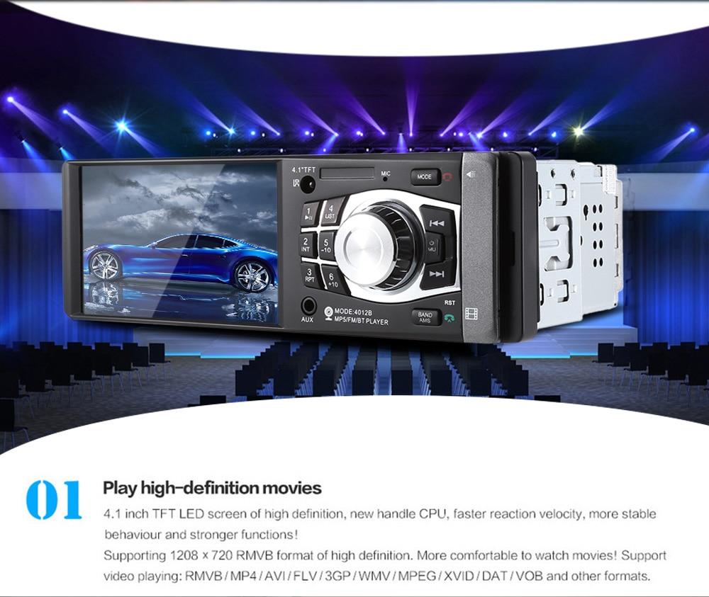 Media Player Monitor Mobil Lcd 41 Inch Fm Radio With Rear Camera Krezi Kamis 17 Bantal Leher Bulu C House Ini Memiliki Resolusi 440 X 240 Pixel Screen Display Cocok Untuk Melihat Jelas Posisi Parkir Anda Dan Menonton Video Dari Vcd Dvd